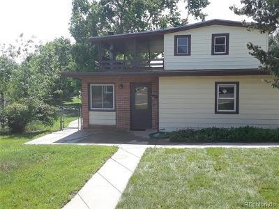 Single Family Home Active: 4525 South Delaware Street