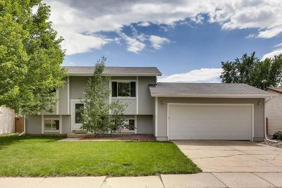 Arvada Single Family Home Active: 8760 Dover Circle