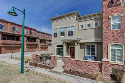 Highlands Ranch, Lone Tree Condo/Townhouse Active: 9474 Cedarhurst Lane #B