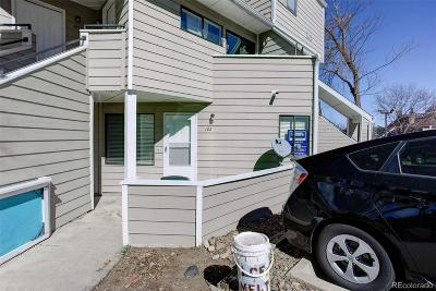 Lakewood Condo/Townhouse Under Contract: 12478 West Nevada Place #102