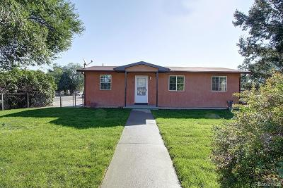 Denver Single Family Home Active: 402 South Quitman Street
