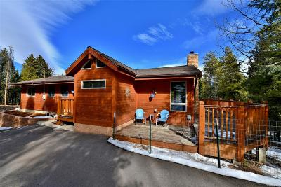 Conifer Single Family Home Under Contract: 9424 Marauder Drive