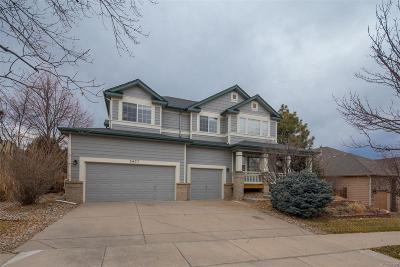 Denver Single Family Home Active: 5437 West Prentice Circle