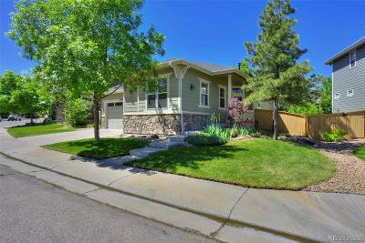 Highlands Ranch Single Family Home Under Contract: 2990 Woodbriar Drive