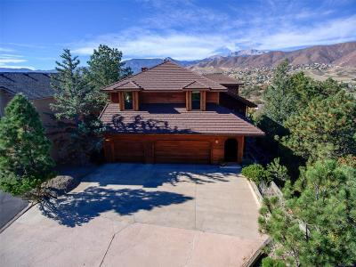 Colorado Springs Single Family Home Active: 6740 Northrim Lane