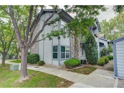 Lakewood Condo/Townhouse Under Contract: 8055 West Eastman Place #201
