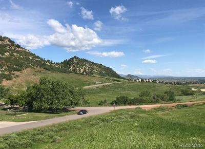 Littleton Residential Lots & Land Active: 6130 Roxborough Drive