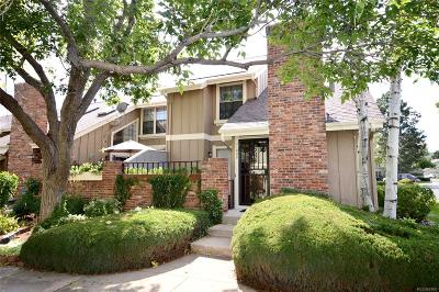 Littleton Condo/Townhouse Active: 11808 Elk Head Range Road