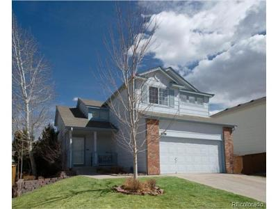 Highlands Ranch Single Family Home Active: 2129 Gold Dust Lane