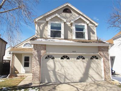 Littleton CO Single Family Home Active: $384,900