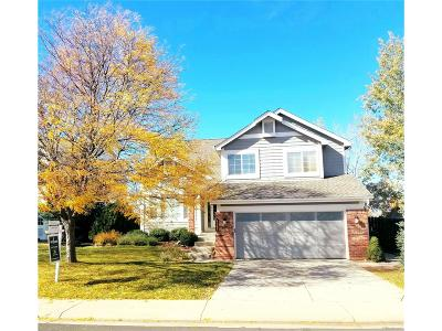 Westminster Single Family Home Under Contract: 9753 Quay Loop
