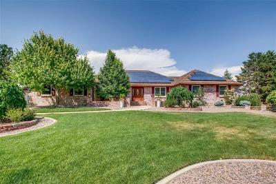 Arvada Single Family Home Active: 16143 West 71st Circle