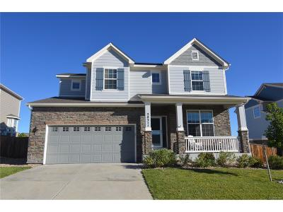 Aurora, Denver Single Family Home Active: 24311 East Alamo Drive