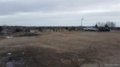 Aurora Residential Lots & Land Active: 15531 East Mississippi Avenue