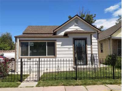 Denver Single Family Home Active: 1221 Bruce Randolph Avenue