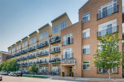Lakewood Condo/Townhouse Active: 7240 West Custer Avenue #209