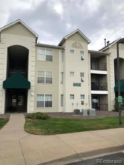 Littleton Condo/Townhouse Under Contract: 12293 West Cross Drive #303