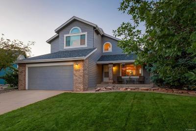 Northridge Single Family Home Under Contract: 9208 Shadowglen Court