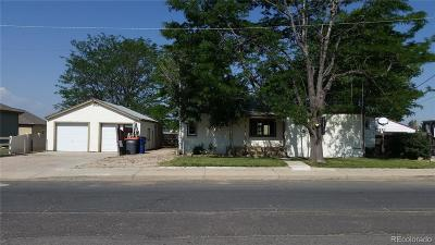 Firestone Single Family Home Under Contract: 505 1st Street