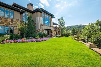 Castle Rock CO Single Family Home Active: $2,795,000