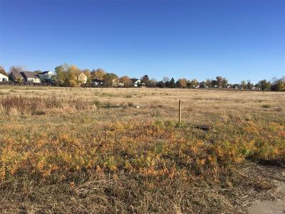 Aurora Residential Lots & Land Active: Tower Road & 22nd Place