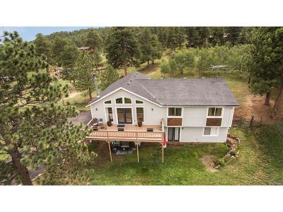 Park County Single Family Home Active: 302 Yum Yum Tree Lane