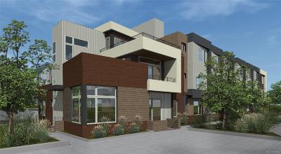 Denver Condo/Townhouse Active: 1604 West 16th Avenue #E