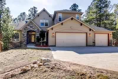 Larkspur CO Single Family Home Active: $739,500