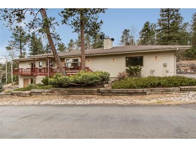 Evergreen Single Family Home Under Contract: 675 Witter Gulch Road