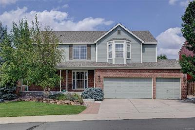 Thornton Single Family Home Under Contract: 2797 Signal Creek Place