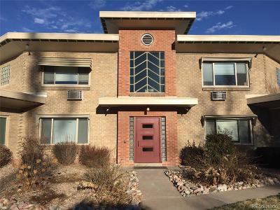 Denver Condo/Townhouse Active: 506 South Franklin Street #506