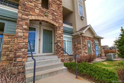 Castle Rock Condo/Townhouse Under Contract: 474 Black Feather Loop #415
