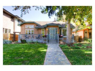 Single Family Home Active: 2414 South Steele Street