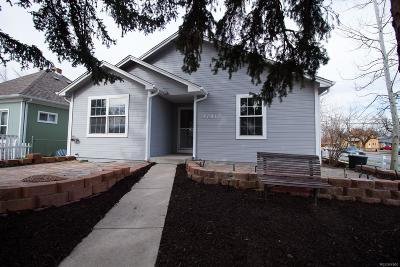 Englewood Single Family Home Under Contract: 4101 South Acoma Street