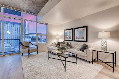 Denver CO Condo/Townhouse Active: $689,000