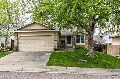 Littleton Single Family Home Under Contract: 11395 West Maplewood Avenue