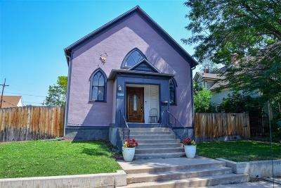 Lafayette Single Family Home Under Contract: 111 West Cannon Street