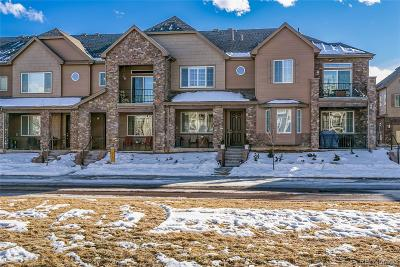 Littleton Condo/Townhouse Active: 516 East Dry Creek Place