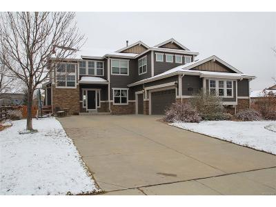 Broomfield Single Family Home Under Contract: 4505 Rabbit Mountain Road