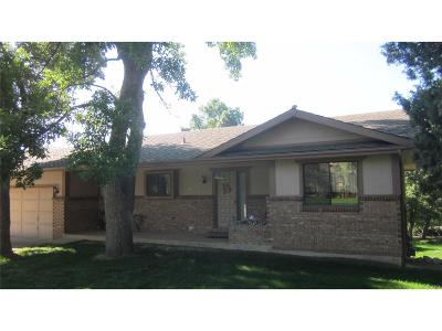 Manitou Springs Single Family Home Active: 215 Rockledge Court