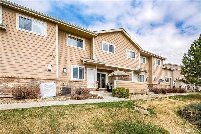 Longmont Condo/Townhouse Under Contract: 1601 Great Western Drive #L6
