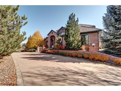 Denver Single Family Home Active: 6795 West Crestview Avenue