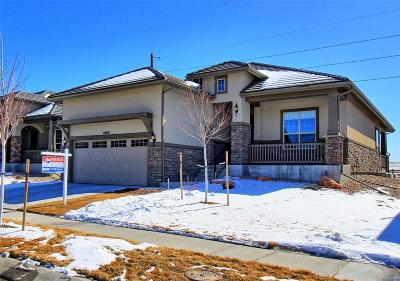 Broomfield Single Family Home Active: 4460 White Rock Drive