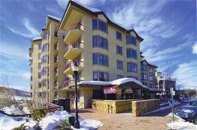 Steamboat Springs Commercial Active: 1875 Ski Time Square Drive