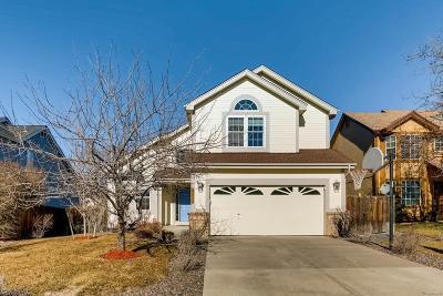 Aurora CO Single Family Home Active: $429,000