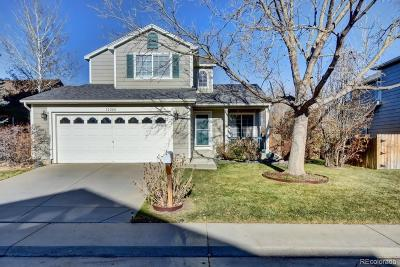 Broomfield Single Family Home Under Contract: 12288 Wolff Drive