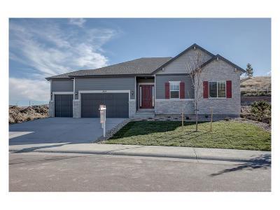 Castle Rock Single Family Home Active: 3659 Mighty Oaks Street