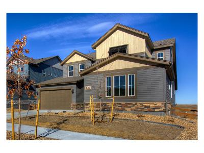 Arvada Single Family Home Active: 18463 West 92nd Lane