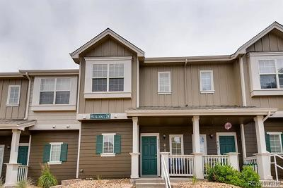 Commerce City Condo/Townhouse Active: 14700 East 104th Avenue #2602