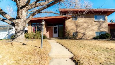 Broomfield Single Family Home Active: 700 Emerald Street